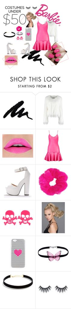 """Barbie's Revenge"" by masterofmurphy on Polyvore featuring Boohoo, ban.do and LULUS"