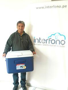 Esteban Matias Contreras usuario 3893 canjeo: 1 Combo Cooler 45 litros azul