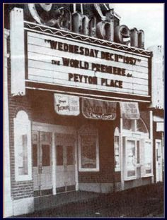 """""""Peyton Place"""" ~ first a book, then a movie, and then a nighttime soap on TV.   Then """"Return to Peyton Place"""" as a sequel movie."""