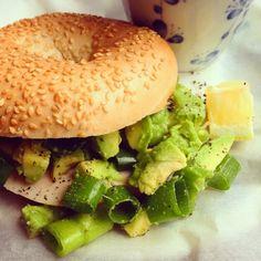 Mine matskriblerier: Avocadofrokost