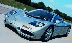 Der Supersportler McLaren F1 im Fahrbericht - 1993 war der F1 der schnellste Sportwagen der Welt