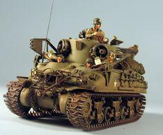 M-32 B1 1/35 Scale Model