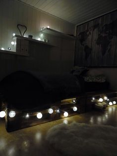 The lights by night❤️ My Room, Room Inspiration, How Are You Feeling, Lights, Decor, Highlight, Decoration, Decorating, Lighting