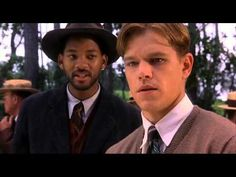 The Legend Of Bagger Vance   Clip 2   Seeing The Field