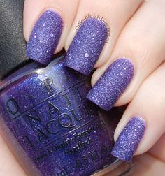 OPI Can't Let Go, Get this plus The Impossible, Get Your Number, and Stay The Night for $5 (mini bottles)
