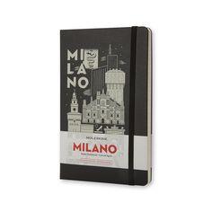 Taccuino Skyline Milano Limited Edition - Moleskine