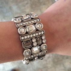 Beautiful Lia Sophia Bracelet Mint condition ! Lia Sophia Jewelry Bracelets