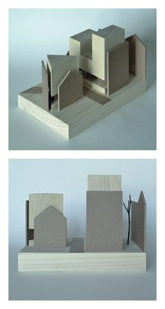 Slabs and planes model. Maquette Architecture, Architecture Model Making, Architecture Sketchbook, Architecture Student, Interior Architecture, Typology Architecture, Conceptual Architecture, Chinese Architecture, Architecture Portfolio