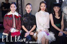 Chinese Actress, Ruffle Blouse, Actresses, Stars, Women, Fashion, Female Actresses, Moda, Fashion Styles