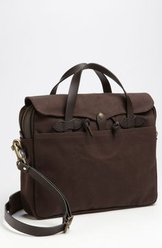 stylish briefcase
