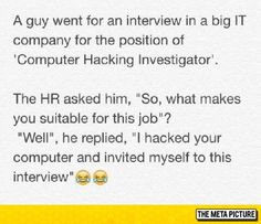 Interviewing Like A Boss