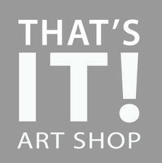 logo art shop