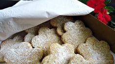 Eternos Prazeres: Biscoitos de avelã...para acreditar na beleza da vida!