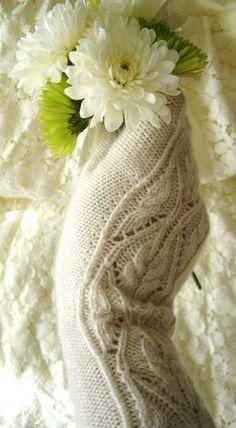 Winter Bride Gloves by Snowden Becker