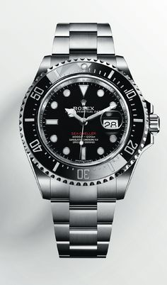 #Luxury - #Baselworld - #Baselworld2017 the brand new #Rolex - #SeaDweller 2017 #126600 ---