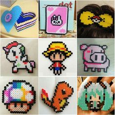 Initiative 5mm Perler Beads Educational Toys For Children 3d Puzzle Pegboards Patterns Templates For Hama Beads Toys Handmade Art Puzzles Toys & Hobbies
