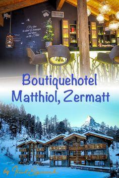 Ruhig, fein und urgemütlich – so umschreibt sich das Boutiquehotel Matthiol am treffendsten. Für das leibliche Wohl ist hier bestens gesorgt, den Rest übernimmt die Natur rund um Zermatt. Zermatt, Hotels, Boutique, Fresh, Round Round, Nature, Viajes, Boutiques