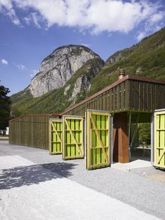 Gallery of Camping Bois-noir Guest Facilities / Bonnard Woeffray Architectes - 7