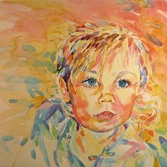 susan keith watercolor artist | Cityscapes and Portraits
