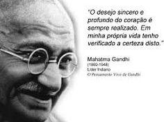 blogAuriMartini: Os Melhores Pensamentos de Mahatma Gandhi