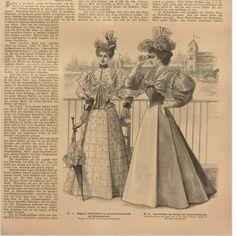 224 - Nr. 21. - Der Bazar - Page - Digitale Sammlungen - Digital Collections May 1895