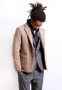 Barena Servolo JacketTonello Wool SuitBarena Burchiello SweaterPaul Smith Shirt