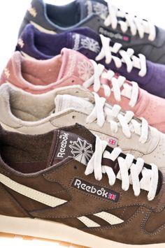 Reebok Classic Leather Vintage