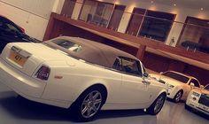 Rolls Royce Phantom Drophead #Phantomhire.com