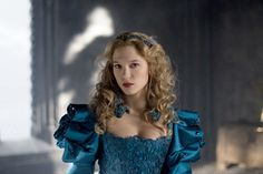 """Lea Seydoux in the """"Beauty and the Beast"""" (2014) 