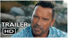 The Best Viral Videos Assassin, Arnold Movies, Action Comedy Movies, Arnold Schwarzenegger Bodybuilding, Upcoming Movie Trailers, Trailer Peliculas, Quote Posters, Movie Posters, Official Trailer