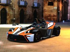 KTM X-BOW R '12  Seasonal Event 550PP SS