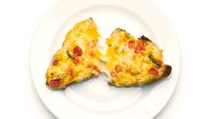 Deviled Cheese Toasts Recipe