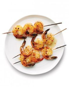 Lime-Glazed Shrimp Recipe