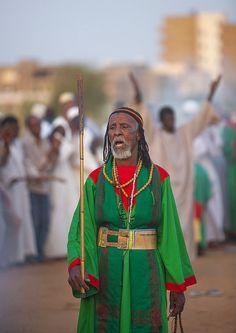 Sufi Whirling Dervishes At Omdurman Sheikh Hamad El Nil Tomb, Khartoum, Sudan | Flickr - Photo Sharing!