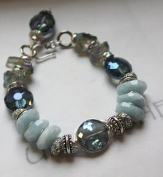 chunky bracelet, via Etsy.