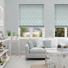 6 Achieving Tips AND Tricks: Ikea Blinds Living Rooms blinds curtain office.Bali Vertical Blinds roll up blinds patio.Roll Up Blinds Patio. Living Room Blinds, Bedroom Blinds, House Blinds, My Living Room, Grey Roller Blinds, Fabric Blinds, Curtains With Blinds, Window Blinds, Houses
