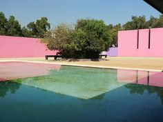San Cristobal Stable - Luis Barragan, Architect