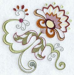 Machine Embroidery Designs at Embroidery Library! - Color Change - X7316