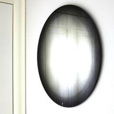 Fancy - Black Fading Mirror
