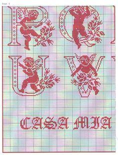 Angel alphabet