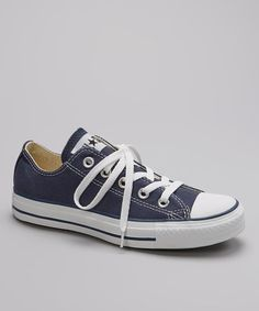 82ba8e3a185c1 Take a look at this Navy Classic Sneaker - Women  amp  Men by Converse on