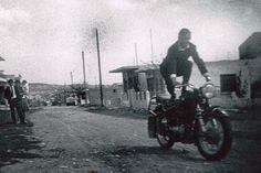 παλιες εικονες ελλαδας μοτοσυκλετες