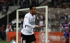 Corinthians 3 x 0 Bahia - Melhores Momentos 1°Tempo - Brasileirão 22/06/2017