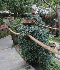 Rope walkway