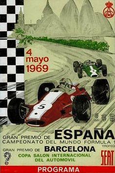 Gran Premio de Espana1969                                                       …