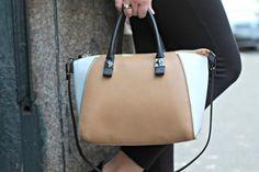 Zara Colorblock Bag