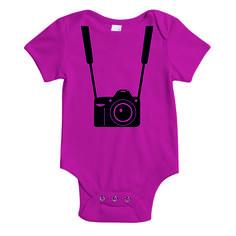 Baby rompertje - camera