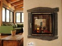 Foyers de Masse Autrichiens pour un chauffage radiant tout l'hiver. | L'Esprit Du Lieu