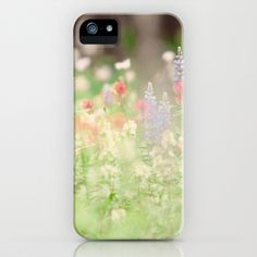 SUMMER HIKE  iPhone & iPod Case by Leslee Mitchell - $35.00