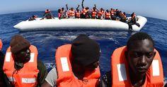 Guarda Costeira italiana socorre 4.500 pessoas no Mediterrâneo